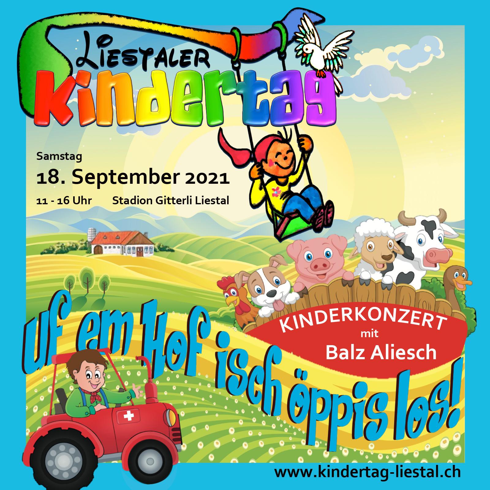 Kindertag Liestal 2021